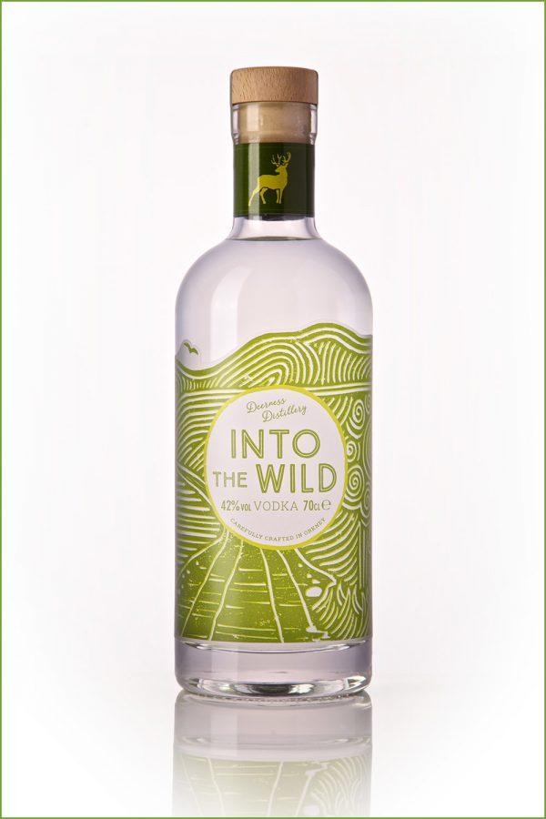 Into The Wild Vodka 70clInto The Wild Vodka 70cl