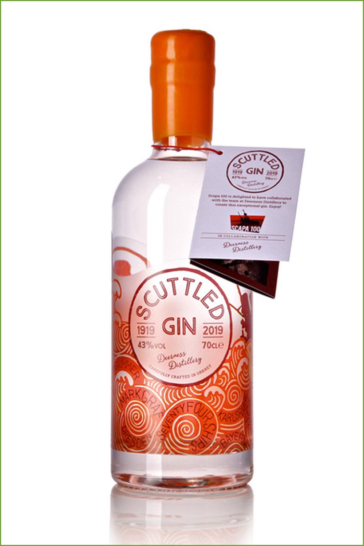 Deerness Distillery Scuttled Gin