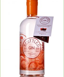 Deerness Distillery Scuttled Gin