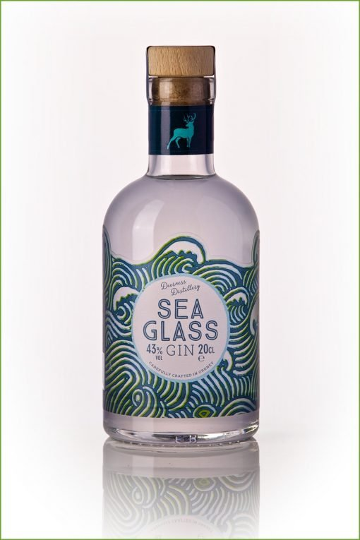 Sea Glass Gin 20cl