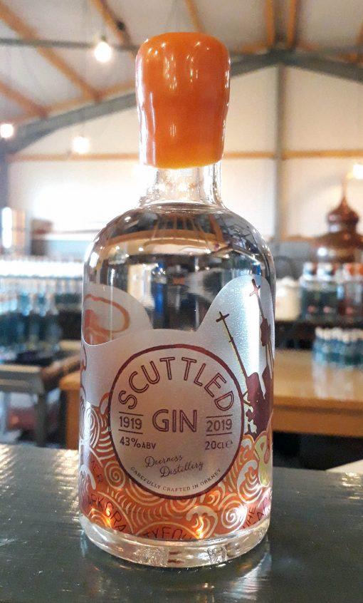 Scuttled Gin 20cl