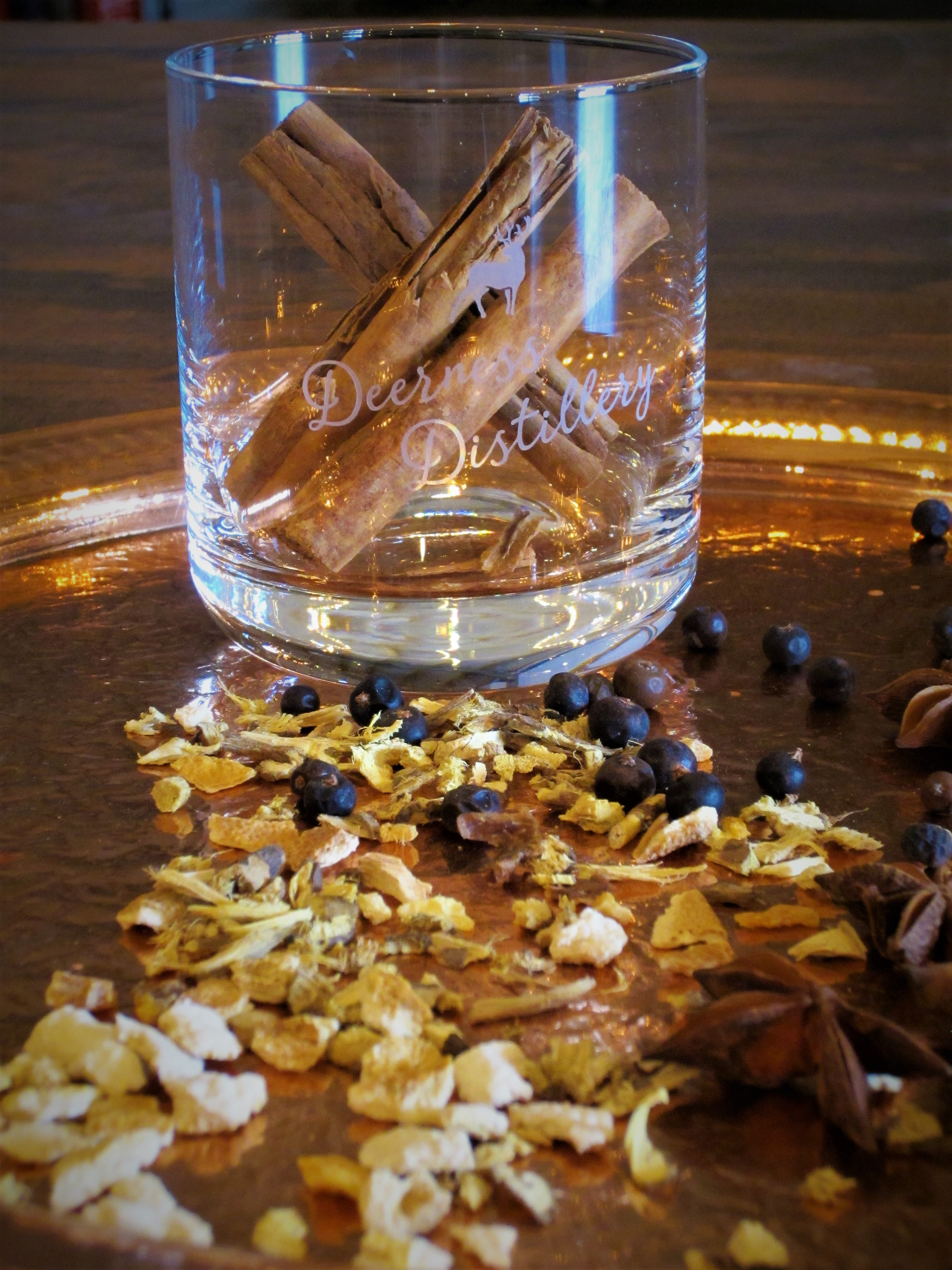 Deerness Distillery Tumbler