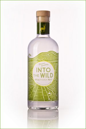 Into The Wild Vodka 70clInto The Wild Vodka 70cl