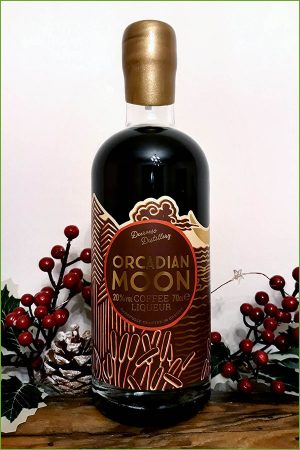 Deerness Distillery Orcadian Moon Coffee Liqueur